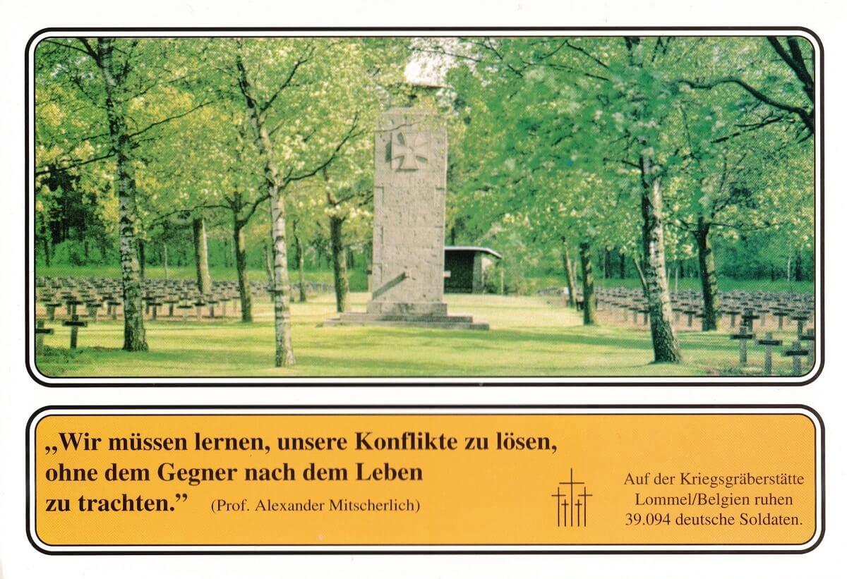 Gedenkteken op de begraafplaats