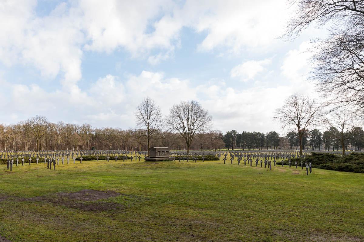 Ysselsteyn-Duitse-oorlogsbegraafplaats