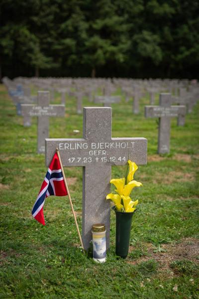 Erling Bjerkholt