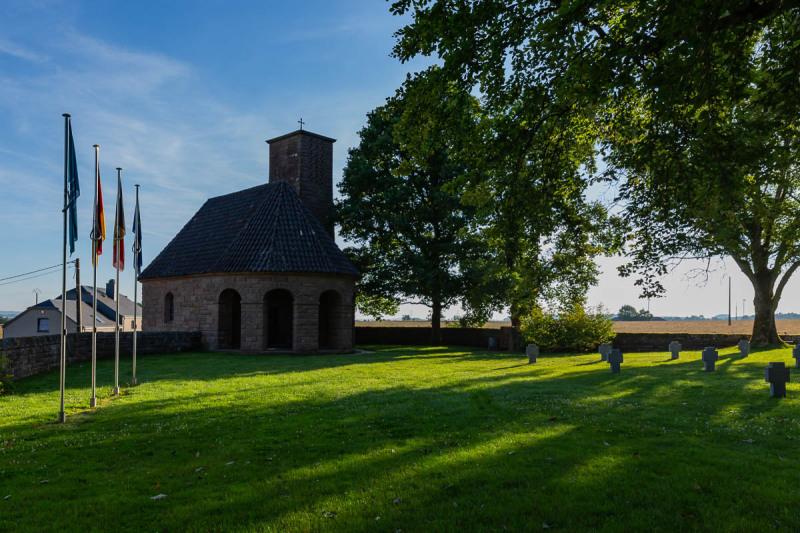Deutscher Soldatenfriedhof Recogne-Bastogne