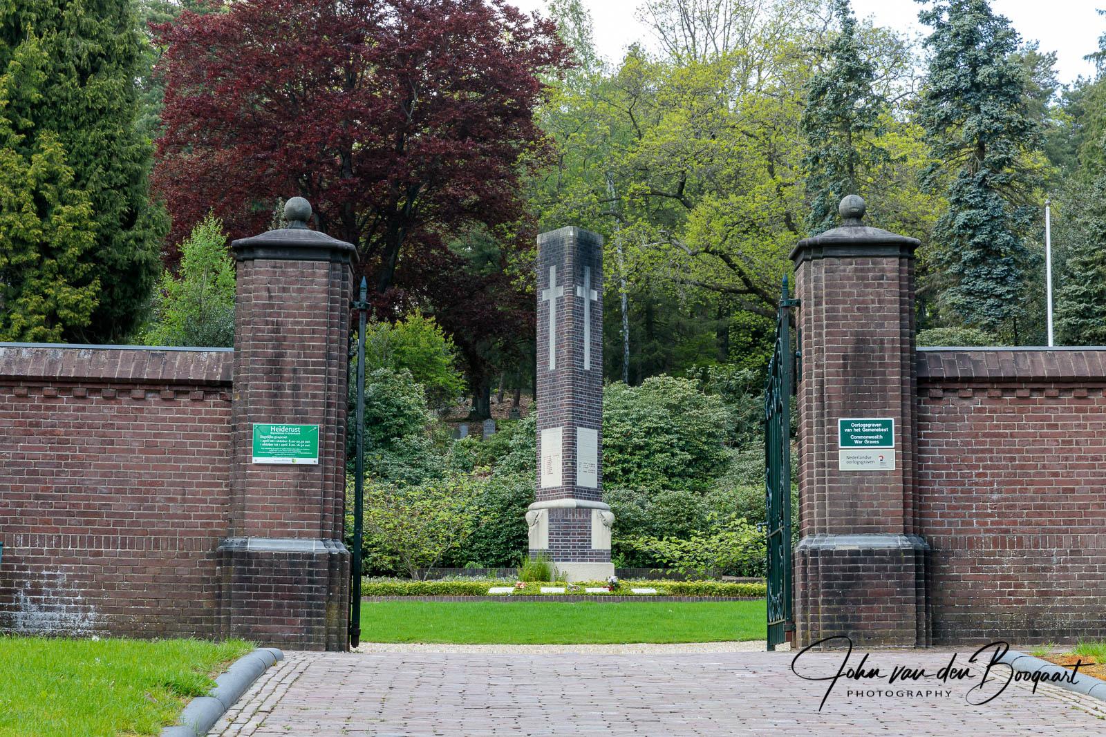 Rheden-Heiderust-ingang