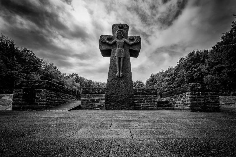 Vossenack kruisbeeld