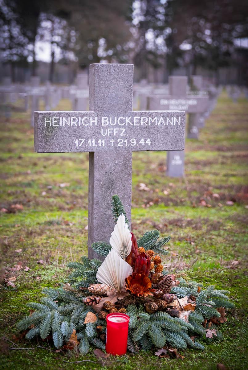 Heinrich Buckermannn