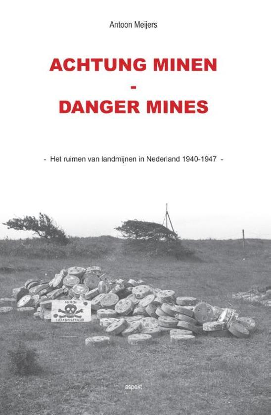 Boekcover Achtung Minen